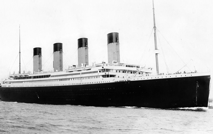 The oceanographer who found the Titanic is inspiring and