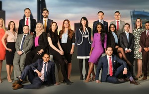 The Apprentice candidates make some four-legged friends in dog-themed episode