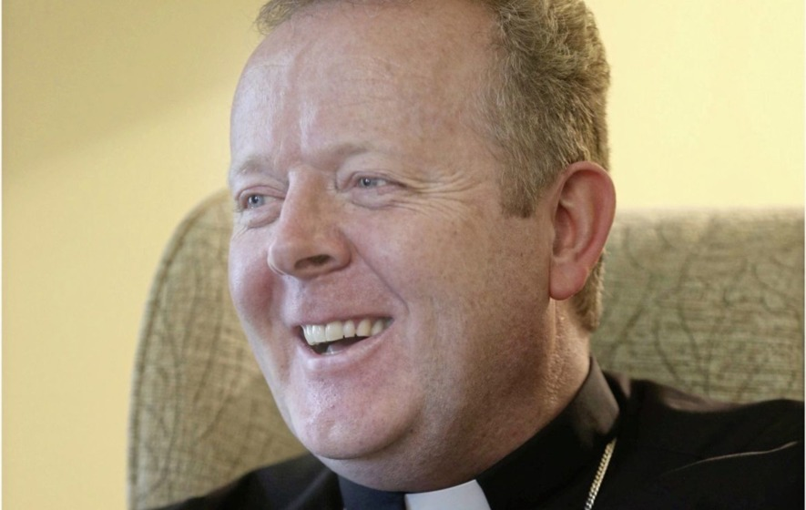 Archbishop Eamon Martin on his fitness level: I'm aiming to be a seven by Christmas