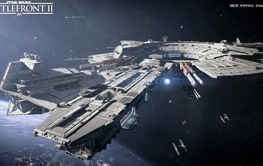 The Force is strong (and free) with Star Wars: Battlefront II - The