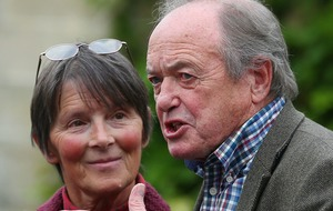 James Bolam denies feud with Likely Lads co-star Rodney Bewes