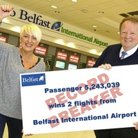 Record-breaking year for airport as Jet2 adds new aircraft to Belfast fleet