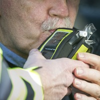 Using hand sanitisers can lead to false positives during breath alcohol tests