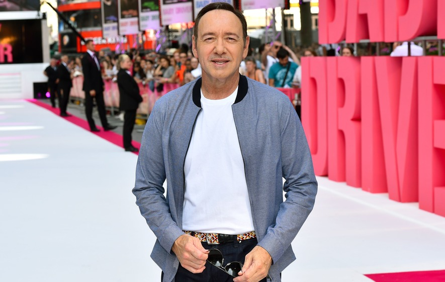 Kevin Spacey Facing Scotland Yard Investigation