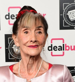 EastEnders' June Brown stars in Christmas single supporting LGBT charity