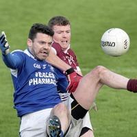 Cavan Gaels' Eamonn Reilly has bitter memories of 2014 Slaughtneil defeat