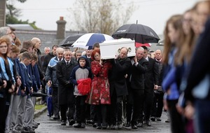 Mourners hear how Nicole Fegan (12) made 'remarkable impact on so many lives'
