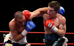 On this Day - November 23, 2008: Ricky Hatton stops Paulie Malignaggi in Las Vegas