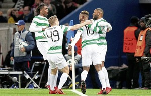 Paris goal means nothing to Moussa Dembele as Celtic are thrashed