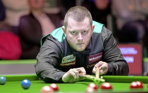 Mark Allen out but Ken Doherty marches on in NI Open
