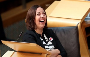 Viewers are not convinced by Kezia Dugdale's entry into the I'm A Celeb jungle