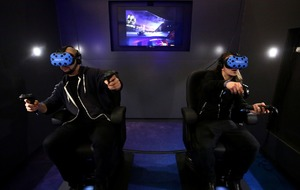 IMAX opens virtual reality experience centre in Manchester