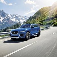 Jaguar F-Pace: Jaguar's first SUV is a good one