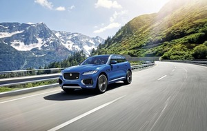 Jaguar F-Pace: Jaguar's first SUV is a good one