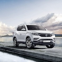 SsangYong Rexton: Pulling power