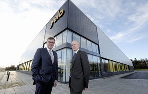 Carrickfergus manufacturer Yelo looks to grow global business with new facility