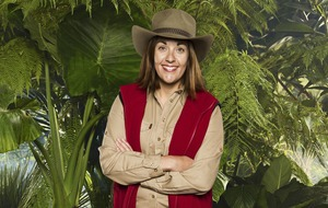 Kezia Dugdale sifts through raw meat and fish guts in I'm A Celeb trial