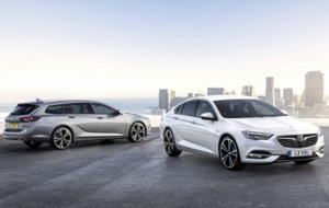 Vauxhall Insignia: Ready for business