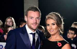 Jamie Vardy voted five times for wife to take part in bushtucker trial