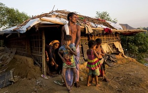 Burma and Bangladesh sign deal to repatriate Rohingya Muslim refugees