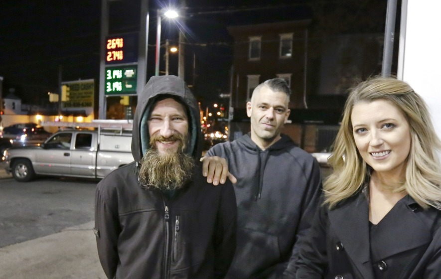 Woman Raises More Than $50K for Charitable Homeless Man from North Carolina