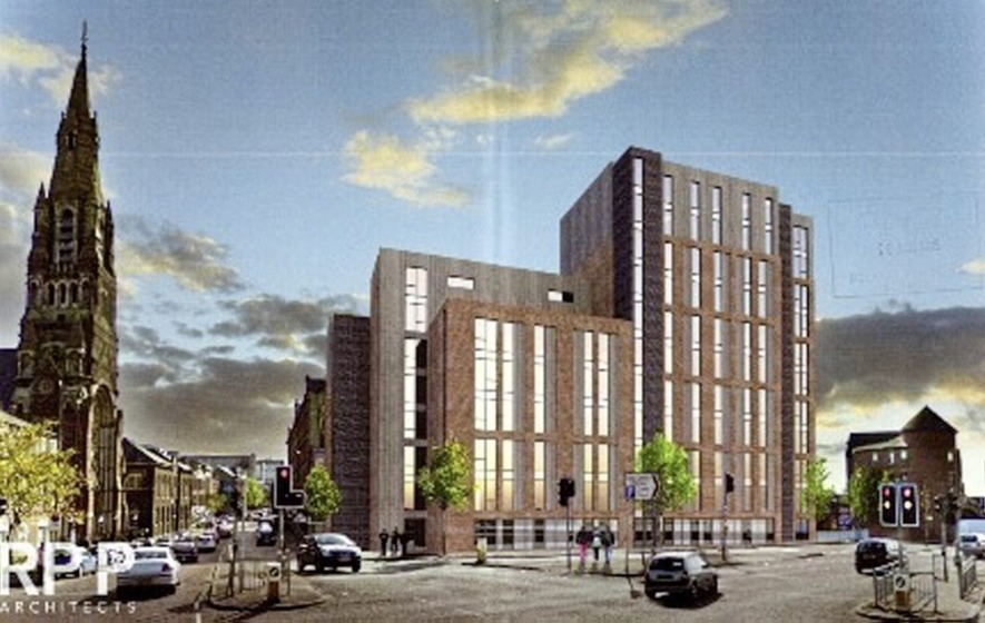 620-bed Belfast student accommodation given green light on ...