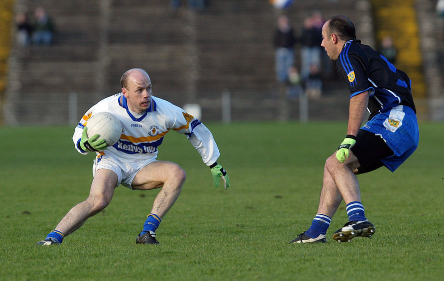 On This Day - Nov 24 2002: Errigal Ciaran march past Ballinderry into an Ulster Club final