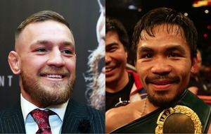 Manny Pacquiao has indicated a fight with Conor McGregor, but fans aren't sure they want it