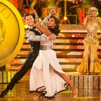Birdsong covers X Factor reference on Strictly spin-off show