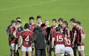 Cavan Gaels have to leave it late to have any chance of disruptong the Slaughtneil machine