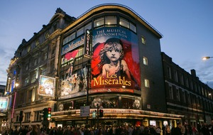 Les Miserables' One Day More voted nation's favourite show tune