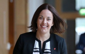 Kezia Dugdale's PM ambitions dashed in I'm A Celeb debut