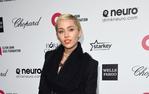 Miley Cyrus dismisses 'rude' pregnancy rumours