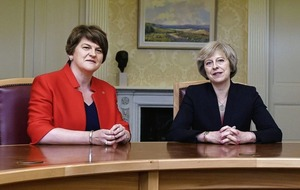 Arlene Foster warns election in Republic of Ireland could hinder powersharing talks