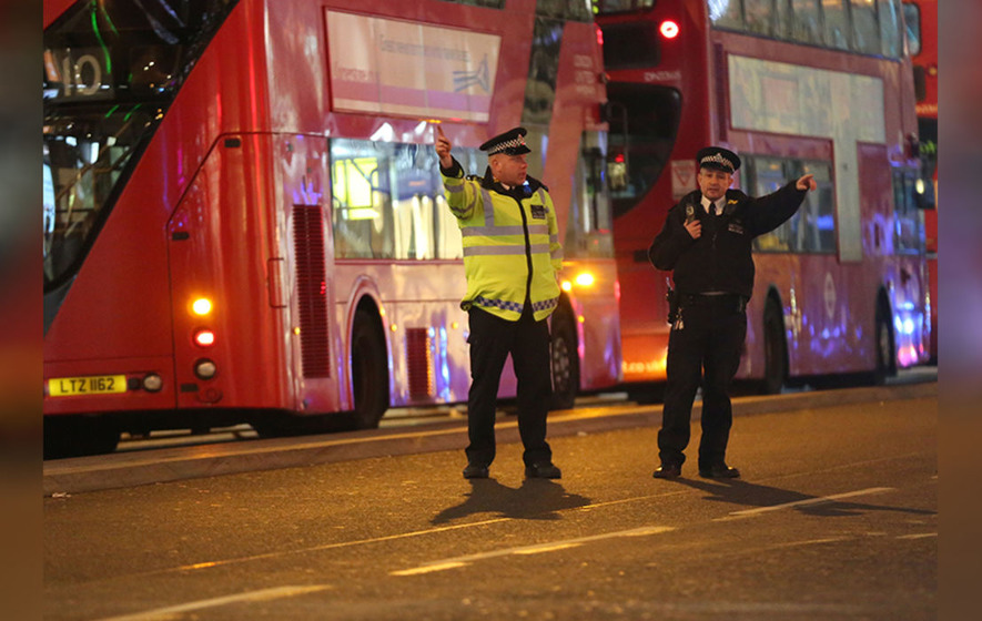 London: Police say no evidence of shots having been fired on Oxford Street