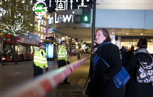 Oxford Circus 'shooting' scare: How it unfolded on social media