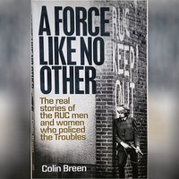 Stories about disbanded RUC rarely told, says former officer