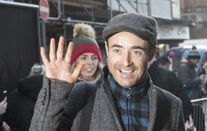 Strictly's Joe McFadden announces Holby City departure