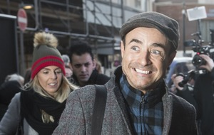 Strictly's Joe McFadden denies reports he's quitting Holby City