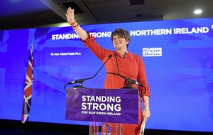 Brian Feeney: Muddled Arlene Foster has no answer to the border question