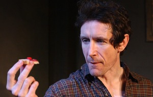 Paul McGann says Holby City debut was a 'baptism of fire'