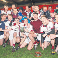 Slaughtneil set sights on All-Ireland after completing double treble