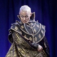 Does Rhydian want to rule the universe, boys and girls? Oh yes, he does