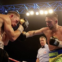 Jamie Moore will bring the best out of me says Conrad Cummings