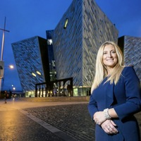 New chief executive for Titanic Belfast attraction