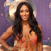 Strictly Come Dancing's Alexandra Burke: It hurts to be called 'fake'