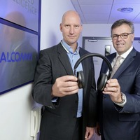 Why Qualcomm is making big sounds in Belfast . . .