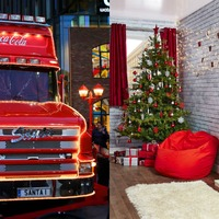 You can now stay the night in the Coca-Cola Christmas truck
