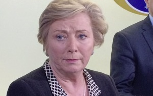 Frances Fitzgerald resigns in 'national interest'