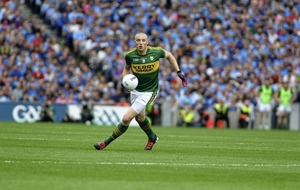 Regrets, he has a few but Kieran Donaghy can't regret choosing Kerry ahead of basketball